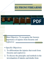 9-Firearm Explosives Injuries 2016