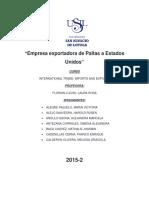 EXPORTACION PALTA HASS A USA