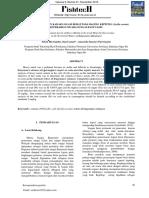 Analisa Kandungan Kadar Logam Pada Daging Kepiting Di perairan Muara Banyu Asin.pdf