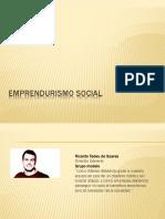 8. Emprendurismo Social