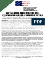 8 20 10 Lockerbie Anniversary