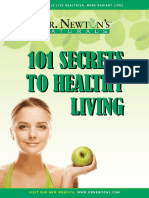101 Secrets to Healthy Living