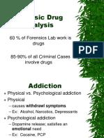 Forensic Drug Analysis
