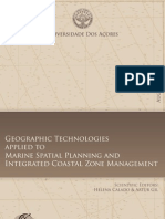 Geographic Technologies Applied to Marine Spatial Planning and Integrated Coastal Zone Management
