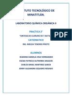 REPORTE NUMERO 2 ORGANICA 2 TERMINADO.docx