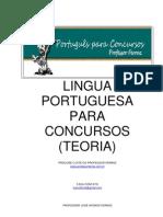 Lingua Portuguesa Para Concurso (Teoria)