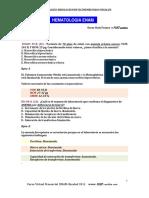 Hematologia - Resolucion ENAM EsSalud