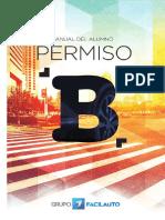 Manual permiso B
