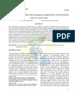 Gene pyramiding for inbred line development through Marker Assisted Selection