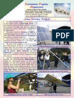 Solar Tracker Project