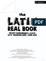 The Latin Realbook