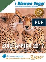 Zuid Afrika Aanbod