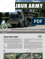 Catalogue Excalibur Army 2016 en[1]
