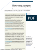 2017 Ecker Association Between the Probability of ASD
