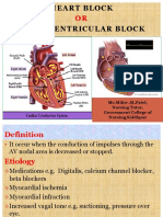 Heart Block ppt
