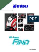 Allnew Fino Service Manual