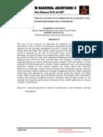 PENGARUH CORPORATE GOVERNANCE TERHADAP MANAJEMEN LABA DI INDUSTRI PERBANKAN INDONESIA.pdf