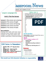 week 6 - kg2 newsletter