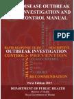 Outbreak Investigation Manual Final