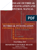 Outbreak Investigation Manual Final