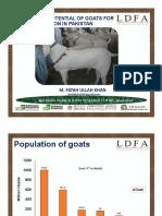 Fattening Potencials of Goat Farming-Fatah Ullah, NAS