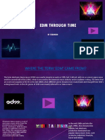 shannons edm powerpoint