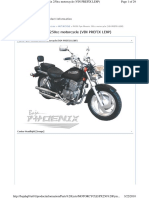 Baja Parts Catalog PX250 Motorcycle VIN Prefix LE8P