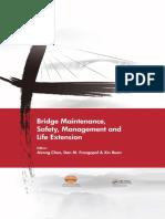 Bridge Maintenance, Safety, Management and Life Extension-CRC Press (2014)