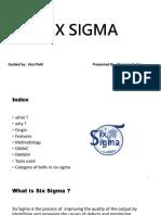 Six Sigma Ppt2
