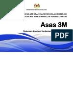 21 DSKP KSSR Pendidikan Khas Masalah Pembelajaran Tahun 1 Asas 3M 09122016.pdf
