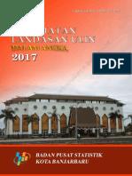 Kecamatan Landasan Ulin Dalam Angka 2017