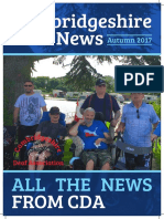 Cambridgeshire Deaf News Autumn 2017