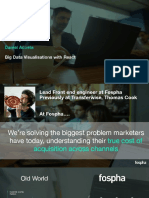 Fospha Big Data Visualisations React