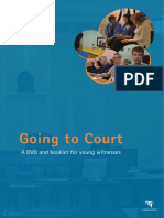 Going to Court Booklet - March 2012