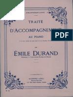 IMSLP426487-PMLP692631-A.L. 6703 Durand E - Traité d'Accompagnement Au Piano,1884
