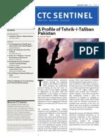 CTC Sentinel - Profile of Tehrik-i-Taliban Pakistan.pdf