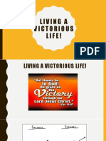 Living a Victorious Life