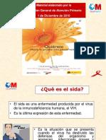 Presentación DMS 2010 dirigida a población general