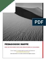 Vedlegg 17 - Pedagogisk Mappe