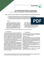 A framework for PEST analysis based on neutrosophic cognitive map