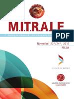 Mitrale 2017 Programma