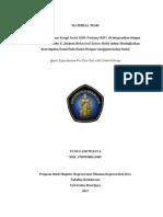 Analisis Managemen Terapi Social Skills Training (SST) di Integrasikan dengan Pendekatan Dorothy E. Jonhson