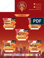 Cardápio - Food Truck Ponto Certo
