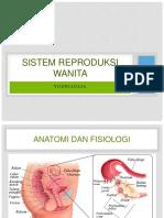 Biologi Reproduksi - Sistem Reproduksi Wanita
