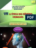 Saber 7 La Ética Del Género Humano