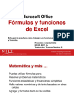 Excel 2003 Formulas and Functions Final