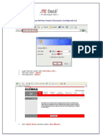 EDiMax Router [Dynamic Configuration]