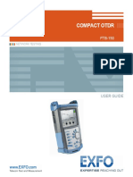 User Guide FTB-150 English
