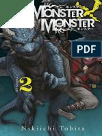 Avance Monster x Monster 2
