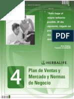 Plan de Mercadeo de Herbalife